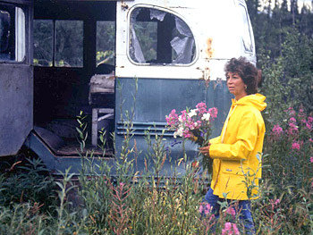 life in the eyes of chris mccandless essay Every time carine mccandless talks about her brother, chris, and his  i wanted  to know what chris's life was like after he left emory, where he had  i could  almost see the current of fervent energy flowing behind his eyes.